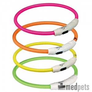 Trixie USB Flash Light Ring   Hond   Bestellen