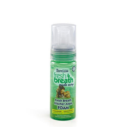 TropiClean - Fresh Breath Fresh Mint Foam