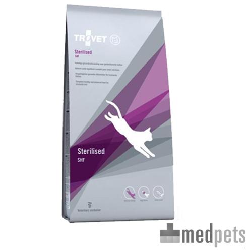 TROVET Sterilised SHF Katze