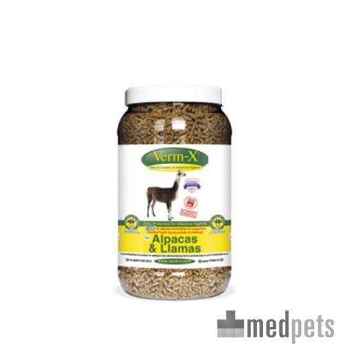 Product afbeelding van Verm-X voor Alpaca's en Lama's