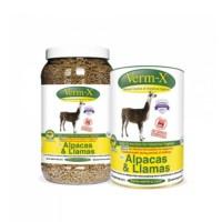 Verm-X für Alpakas und Lamas