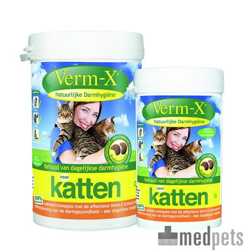Product afbeelding van Verm-X voor Katten