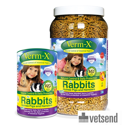 Verm-X for Rabbits and Rodents
