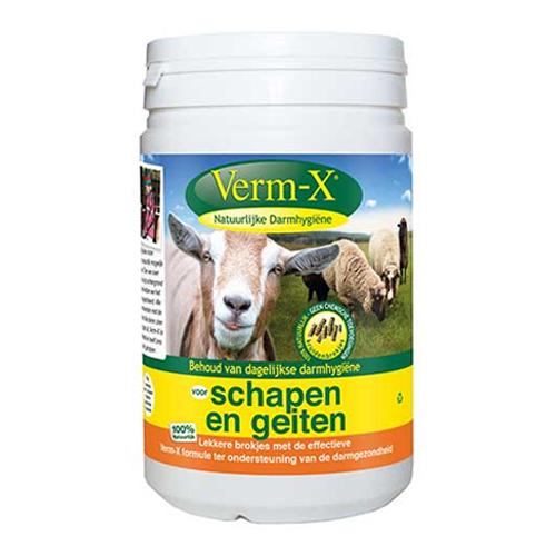 Verm-X voor Schapen en Geiten