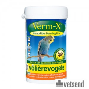Product image Verm-X for caged Birds