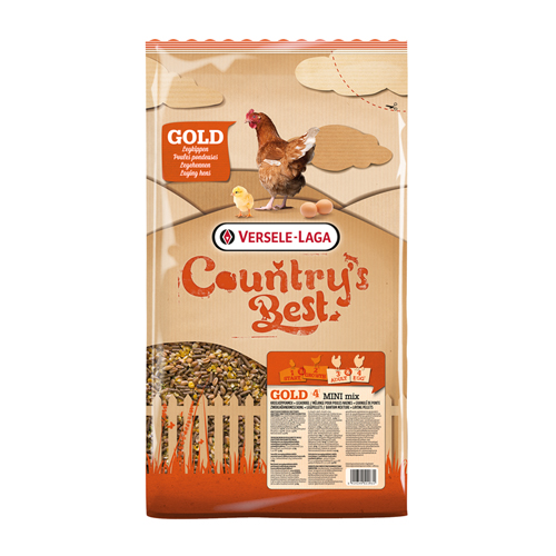 Versele-Laga Country's Best - Gold 4 Mini Mix