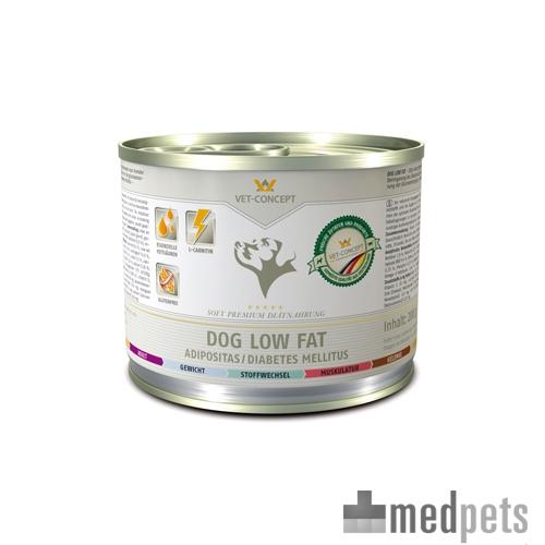 Product afbeelding van Vet-Concept Dog - Low Fat