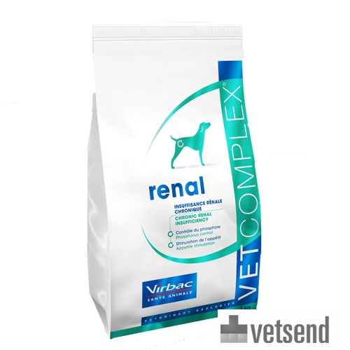 Veterinary HPM Clinical Diet - Kidney for Dogs (Previously: VetComplex Renal)