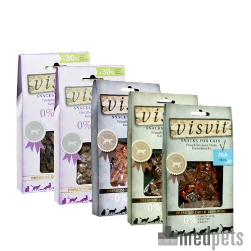 VisVit Premium Dried Snacks - Katze