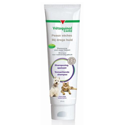 Vétoquinol Care Shampoo für trockene Haut