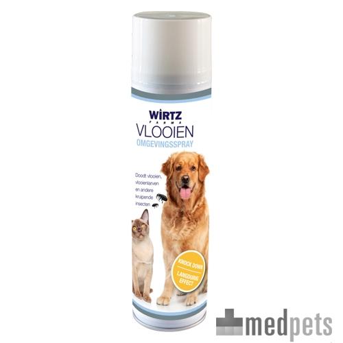Product afbeelding van Wirtz Farma Vlooien Omgevingsspray