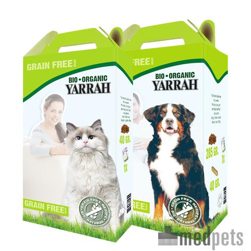 Yarrah - Getreidefreie Wochen-Packung Bio