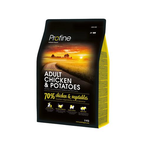 Profine Adult All Breeds - Hundefutter - Huhn / Kartoffel