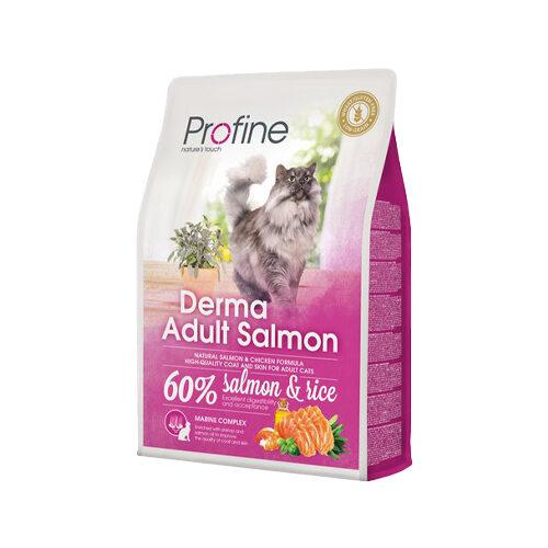 Profine Adult Derma - Katzenfutter - Lachs