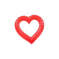 Welpen Beißring Herz