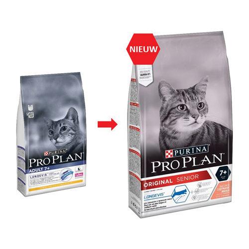 Purina Pro Plan Cat - Original Senior 7+
