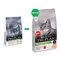 Purina Pro Plan Chat - Sterilised - Optisenses - Saumon