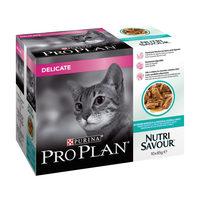 Purina Pro Plan Cat NutriSavour - Delicate
