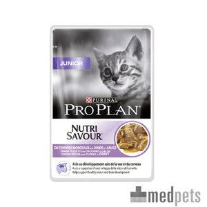 Image du produit Purina Pro Plan Chat - NutriSavour - Junior
