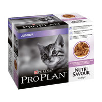 Purina Pro Plan Cat NutriSavour - Junior