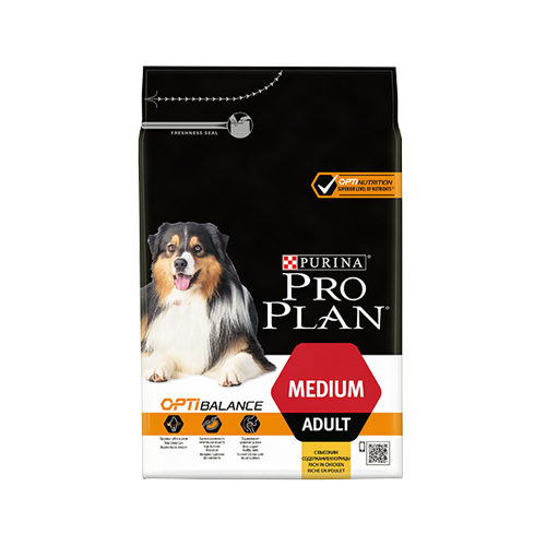 Purina Pro Plan Dog - Medium Adult