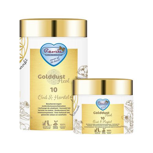Renske Golddust Heal 10 - Oud & Herstel
