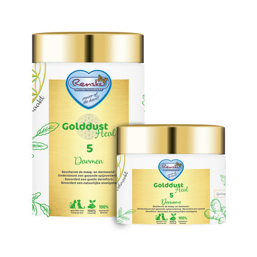 Renske Golddust Heal 5 - Darm