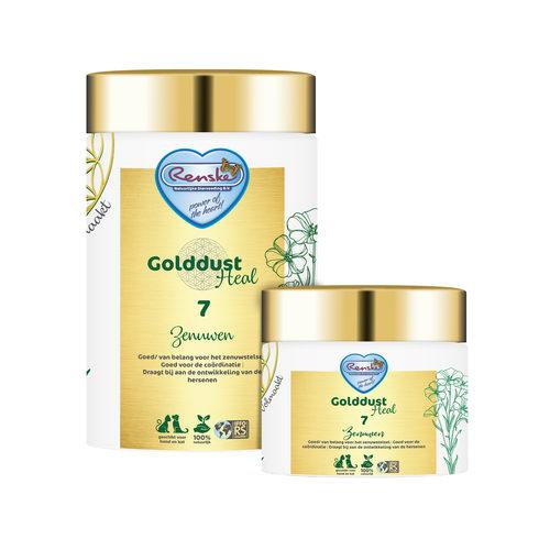 Renske Golddust Heal 7 - Zenuwen