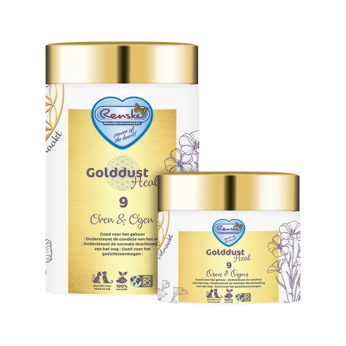 Renske Golddust Heal 9 - Oren & Ogen