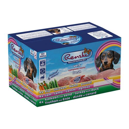 Renske Frischfleisch-Multipack