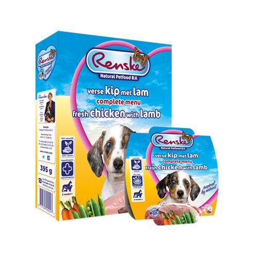 Renske Frischfleisch-Welpenfutter