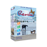 Renske Frischfleisch-Futter Urlaubsmenü