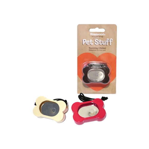 Rosewood Pet Stuff Training Clicker