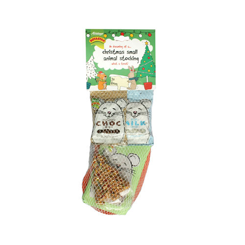 Rotastak Christmas Small Animal Stocking