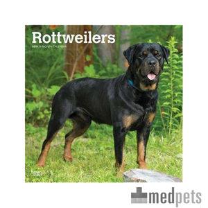 Product afbeelding van Rottweilers Kalender 2019