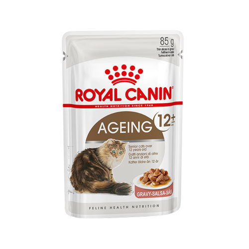 Royal Canin Ageing 12+ in Gravy - Katzenfutter