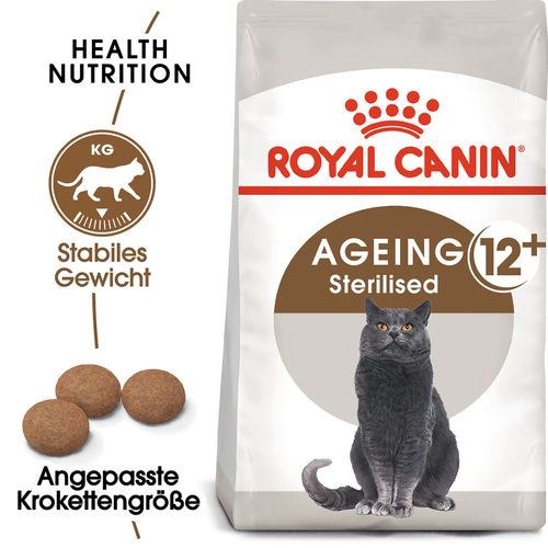 Royal Canin Ageing Sterilised 12+ - Katzenfutter