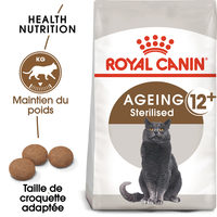 Royal Canin Ageing Sterilised 12+ - Alimentation pour Chats