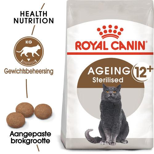Royal Canin Ageing Sterilised 12+ - Kattenvoer