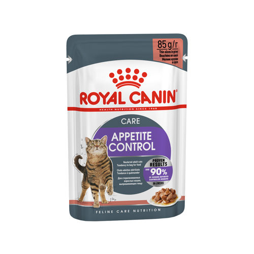 Royal Canin Appetite Control Care in Gravy