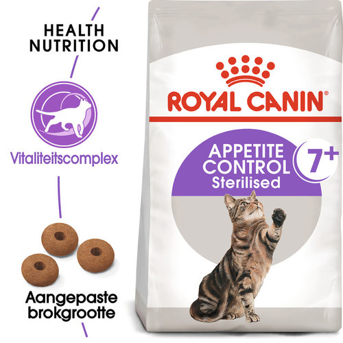 Royal Canin Appetite Control Sterilised 7+ - Kattenvoer