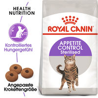 Royal Canin Appetite Control Sterilised - Katzenfutter