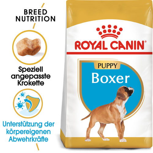 Royal Canin Boxer Puppy - Hundefutter