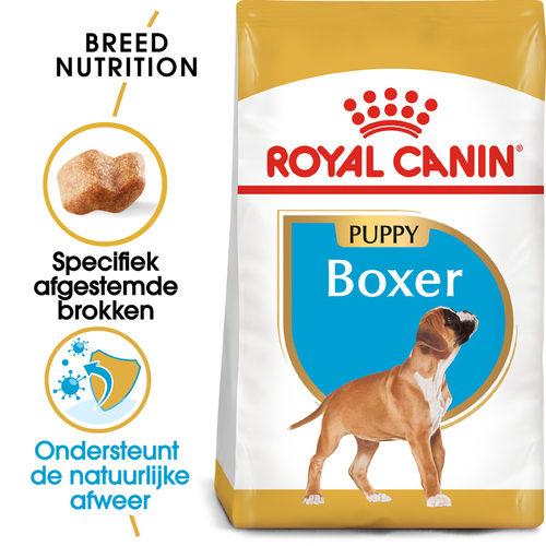 Royal Canin Boxer Puppy - Hondenvoer