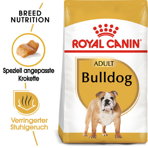 Royal Canin Bulldog Adult - Hundefutter