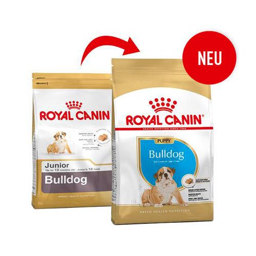 Royal Canin Bulldog Junior - Hundefutter