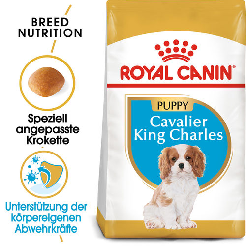 Royal Canin Cavalier King Charles Puppy - Hundefutter