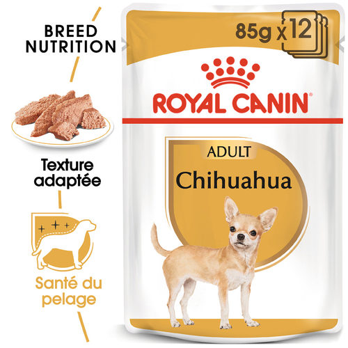Royal Canin Chihuahua Adult Wet - Alimentation pour Chiens