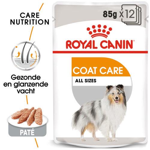Royal Canin Coat Care Wet - Hondenvoer