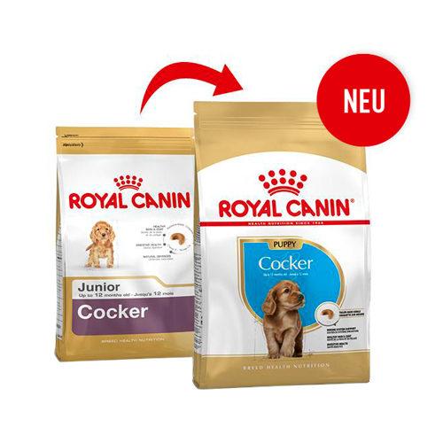 Royal Canin Cocker Junior - Hundefutter